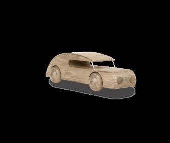 Kay Bojesen, Automobil Sedan 27 cm ek - Kay Bojesen, Automobil Sedan 27 cm ek