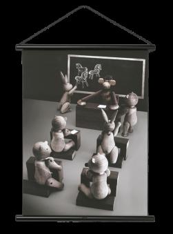 Kay Bojesen, Apa Foto klassrum 40x56 cm - Kay Bojesen, Apa Foto klassrum 40x56 cm