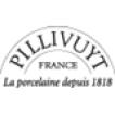 Pillivuyt, Toulouse Kvadratfat med handtag 22 cm vit