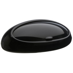 Alessi, Gnam Brödbox 46x30 cm svart