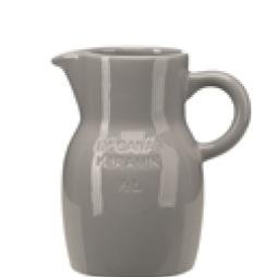 Rörstrand Höganäs Keramik Kanna 0,5 L kiselgrå