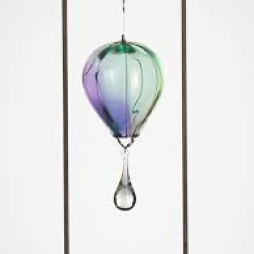 Kosta Boda Luftballong Rainbow II