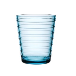 Iittala Aino Aalto tumbler 22cl light blue 2-pack
