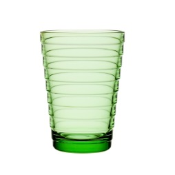 Iittala Aino Aalto tumbler 33cl apple green 2-pack