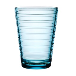 Iittala Aino Aalto tumbler 33cl light blue 2-pack