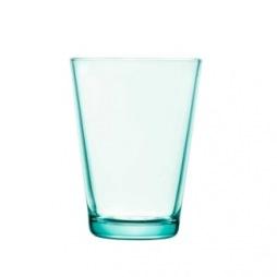 Iittala Kartio Dricksglas 40cl 2-pack vattengrön