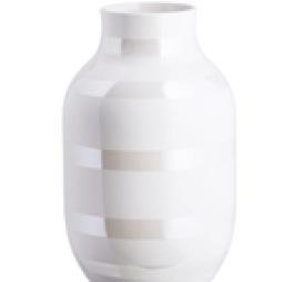 Kähler, Omaggio Vas 30,5 cm pearl