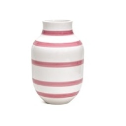 Kähler Omaggio Vas 30,5 cm rosa