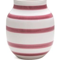 Kähler Omaggio Vas 20 cm rosa
