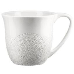 Cult Design, Orient Kaffemugg 30 cl vit