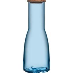 Kosta Boda, Bruk Karaff med eklock 1,35 L blå