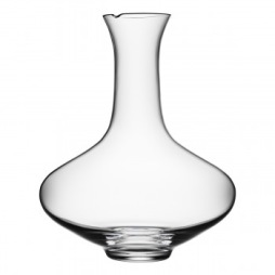 Orrefors Difference Decanter magnum
