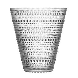 Iittala, Kastehelmi Vas 15,4 cm mossgrön