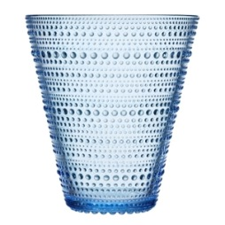 Iittala, Kastehelmi Vas 15,4 cm aqua