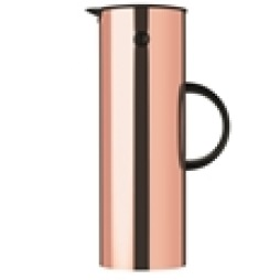 Stelton, Termoskanna 1 L hot metal koppar