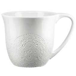 Cult Design, Orient Mugg 40 cl vit