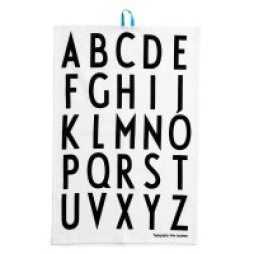 Design Letters Tea Towels 2-pack Kökshanddukar
