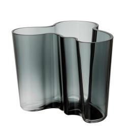 Iittala, Aalto Vas 120 mm mörkgrå