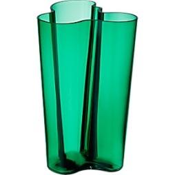 Iittala Aalto vas 251 mm Smaragd