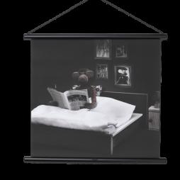 Kay Bojesen, Apa Foto sängläsning 40x56 cm