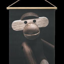 Kay Bojesen, Apa Foto Porträtt 40x56 cm