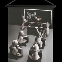 Kay Bojesen, Apa Foto klassrum 40x56 cm