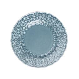 PotteryJo, Ditsy Assiette 22cm, Dusty Blue