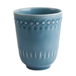 PotteryJo, Daisy mugg 35cl, Dusty Blue
