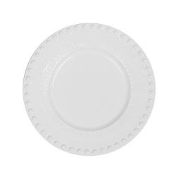 PotteryJo, Daisy Assiett 22cm, White
