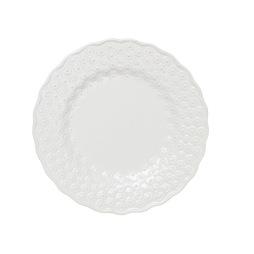 PotteryJo, Ditsy Assiette 22cm, White