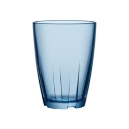 Kosta Boda, Bruk Tumbler 2-pack 35 cl blå