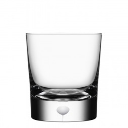 Orrefors Intermezzo Satin Double Old Fashioned