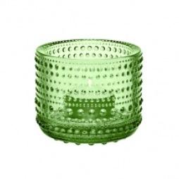 Iittala Kastehelmi ljuslykta äppelgrön