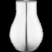 Cafu vas, medium, rostfritt stål