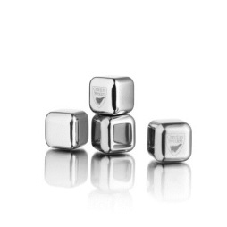 Orrefors, City Ice-Cubes 4-pack