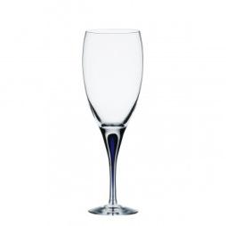 Orrefors Intermezzo blå Vin 33cl