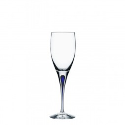 Orrefors Intermezzo blå vin 17cl
