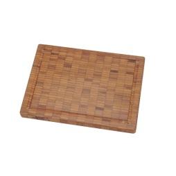 Zwilling, Skärbräda 35,5x3x25 cm bambu