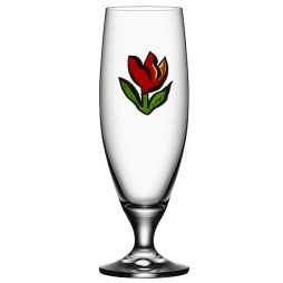 Kosta Boda Friendship öl glas Tulipa