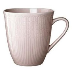 Rörstrand Swedish Grace mugg 50cl Ros