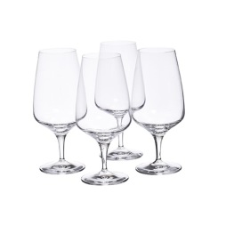 Orrefors, Pulse Ölglas 4-pack 55 cl