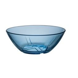 Kosta Boda, Bruk Skål 16 cm blå