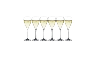 Spiegelau, Party Champagneglas 6-pack - Champagneglas Party