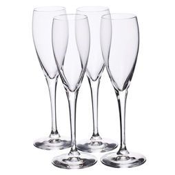 Orrefors, More Champagne 4-pack 15 cl