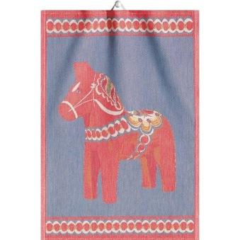 Ekelund, Handduk Dalahandduken 35×50 cm -