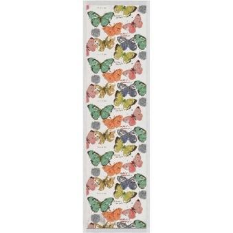 Ekelund, Löpare Fjärilar 35×120 cm -
