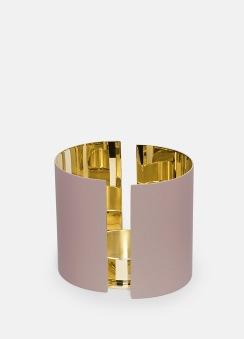 Infinity Ljushållare - Stor Rosa -