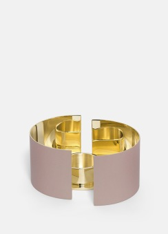 Infinity Ljushållare - Liten Rosa - Infinity Ljushållare - Liten Rosa