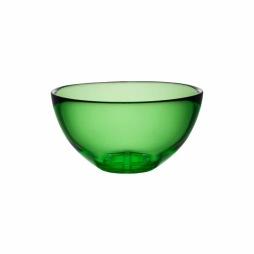 Äppelgrön serveringsskål liten
