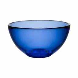 Serveringsskål Bruk blå mellan 21,5cm